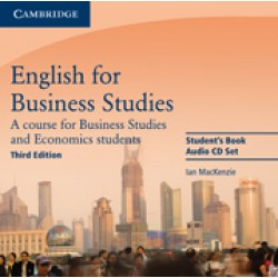 English for Business Studies - Audio CDs (2)