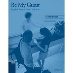 Be My Guest - Teacher's Book