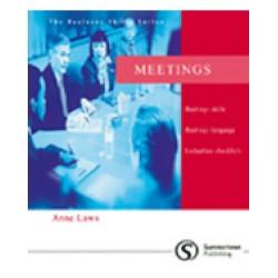 Business Skills: Meetings