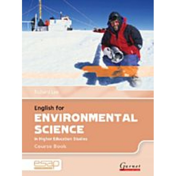 English for Environmental Science in Higher Education Studies - Course Book with audio CDs