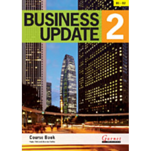 Business Update 2 - Course Book with audio CDs