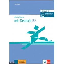 Mit Erfolg zu telc Deutsch B2 Testbuch