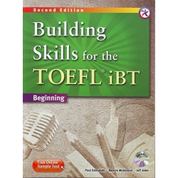 Building Skills for the TOEFL iBT, 2nd Edition Beginning Combined Book & MP3 CD