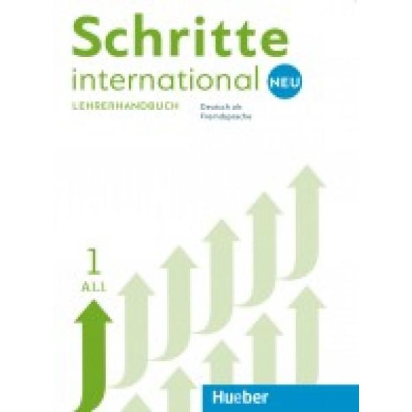 Schritte international neu 1 Lehrerhandbuch