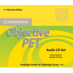 Objective PET Audio CDs (3)