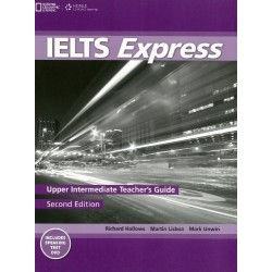 IELTS Express Upper Intermediate Teacher's Guide+DVD