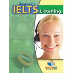 Succeed in IELTS Listening & Vocabulary Self-Study Edition