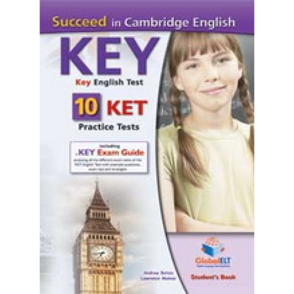 Succeed in Cambridge English Key (KET) - 10 Practice Tests Self-Study Edition