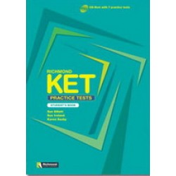 Richmond KET Practice Tests Student's Book with CD-ROM