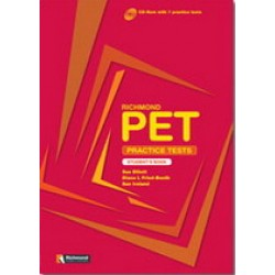 Richmond PET Practice Tests Student's Book with CD-ROM