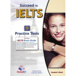 Succeed in IELTS 9 Practice Tests Self Study Edition