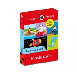 Ladybird Readers Starter Level Flashcards