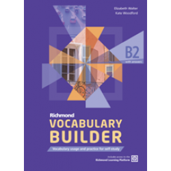 Richmond Vocabulary Builder B2 Student's Book Pack with Answer Key