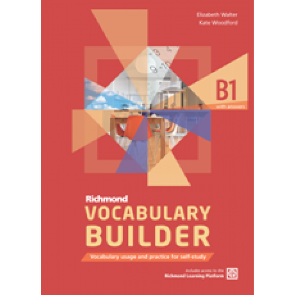 Richmond Vocabulary Builder B1 Student's Book Pack without Answer Key