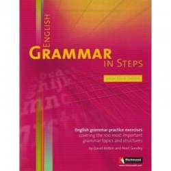 English Grammar in Steps Practice Book