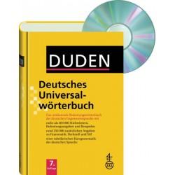 Deutsches Universalwörterbuch mit CD-ROM