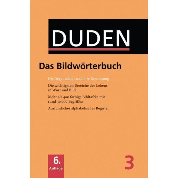 DUDEN Band 3 - Das Bildwörterbuch