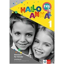 Hallo Anna - Arbeitsbuch 1
