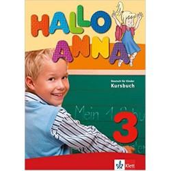 Hallo Anna: Lehrbuch 3 mit CDs