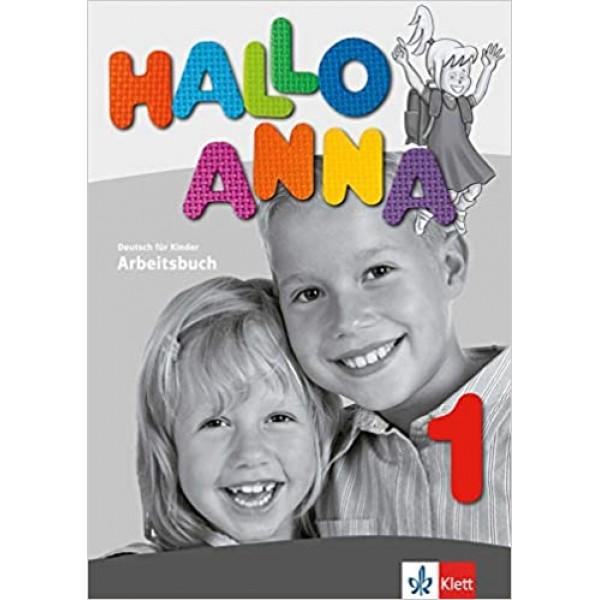 Hallo Anna: Arbeitsbuch 1