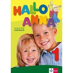 Hallo Anna: Lehrbuch 1 mit CDs