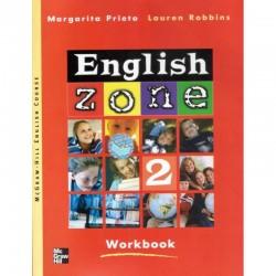 English Zone 2 Workbook