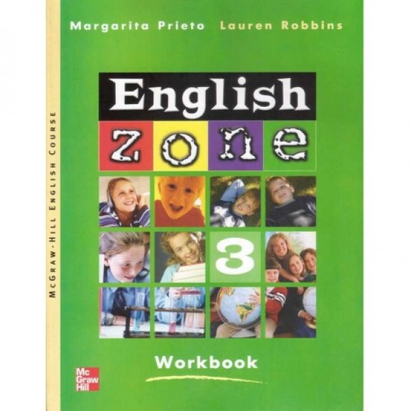 English Zone 3 Workbook