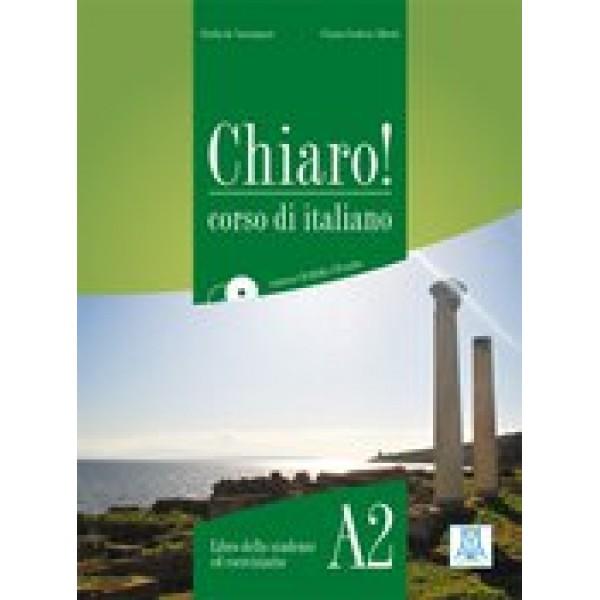 Chiaro! A2 - Libro dello studente ed esercizi + CD