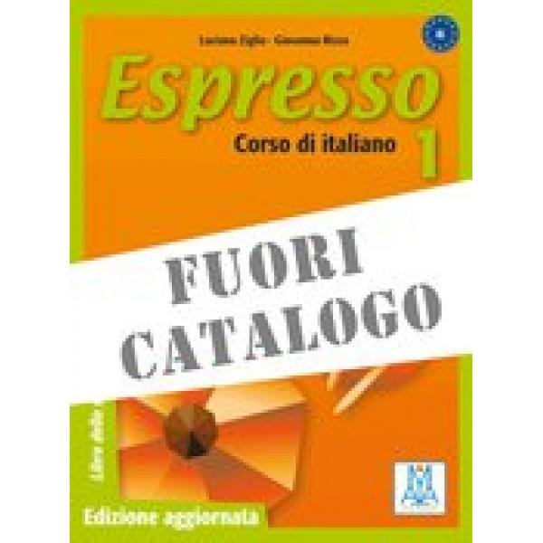 Espresso 1 - Libro dello studente ed esercizi + CD