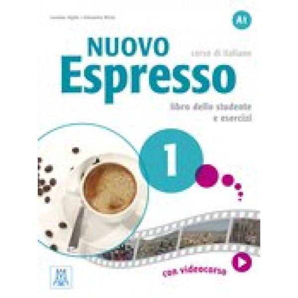 Nuovo Espresso 1- Libro dello studente ed esercizi + CD