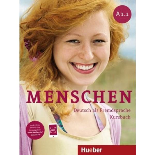 Menschen A1/1 - Kursbuch