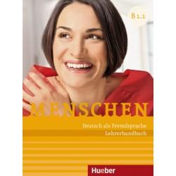 Menschen B1 - Paket Lehrerhandbuch B1/1 und B1/2