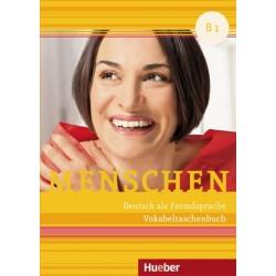 Menschen B1 - Vokabeltaschenbuch