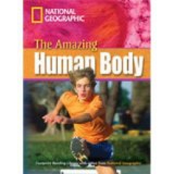 The Amazing Human Body with Multi-ROM