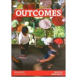 Outcomes Advanced Teacher's Book + Class Audio CD