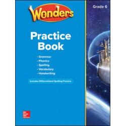 Wonders Grade 6 National Practice Book