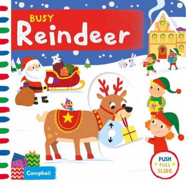 Busy Reindeer