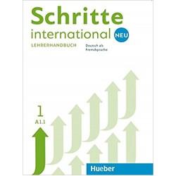 Schritte international Neu 1: Lehrerhandbuch