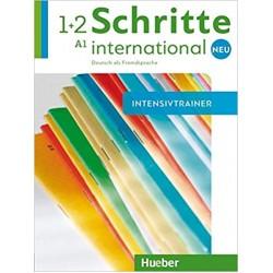 Schritte international Neu 1+2: Intensivtrainer mit Audio-CD