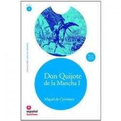 Don Quijote de la Mancha I (Libro+CD)