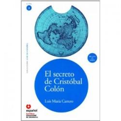 El secreto de Cristóbal Colón  (Libro+CD)