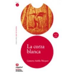La corza blanca (Libro+CD)