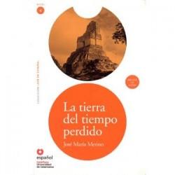 La tierra del tiempo perdido (Libro+CD)