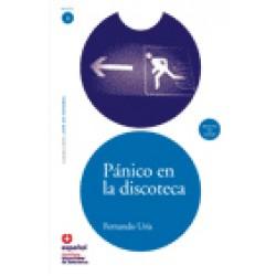 Panico en la Discoteca (Libro+CD)
