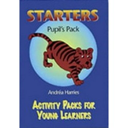 Activity Packs For Young Learners Starters CD