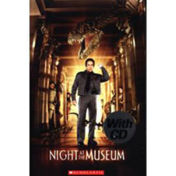 Level 1: Night at the Museum (book+CD)