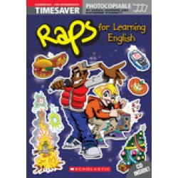 Raps! for Learning English + CD