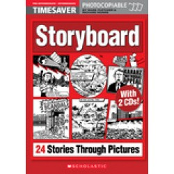Storyboard: 24 Stories Through Pictures