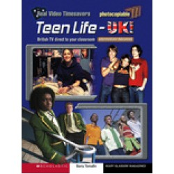 Teen Life - UK! + DVD