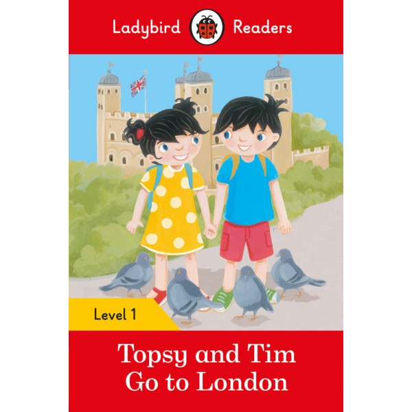 Image result for topsy and tim go to london